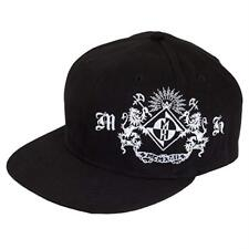 Machine Head LION CREST Baseball Cap Hat Fitted Heavy Metal New 100% Authentic