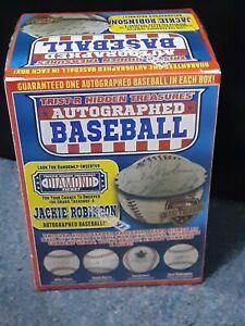 New, Sealed 2020 Tristar Hidden Treasures Autographed Baseball Series 11 Box