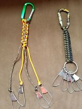 paracord squrriel carriers!!! Custom any color