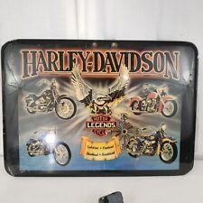 VTG HARLEY DAVIDSON MOTORCYCLE CLOCK EVOLUTION PANHEAD SHOVELHEAD KNUCKLEHEAD