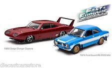 Ford Escort Rs2000 MKI 1974 Fast & Furious 1/43 Greenlight