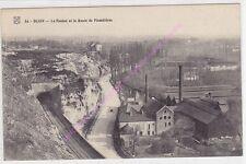 CPA 21000 DIJON Le Foulon et la route de Plombières