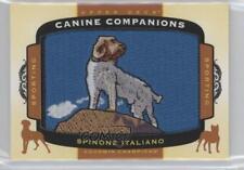 2017 Upper Deck Goodwin Champions Canine Companions Spinone Italiano #Cc35