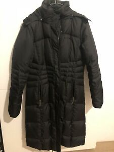 Trespass Long Padded Down Jacket