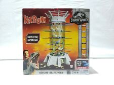 Kerplunk Raptors Game Jurassic World Kids Toy Children Play Dinosaur Web  Sticks