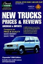 1996 Edmund's New Trucks: Prices & Reviews (Edmund's New Trucks Prices and Revie