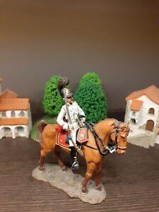 Chevalier garde russe à cheval Del prado