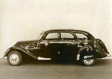 France Automobile Car Peugeot Limousine 402 B Old Photo 1938