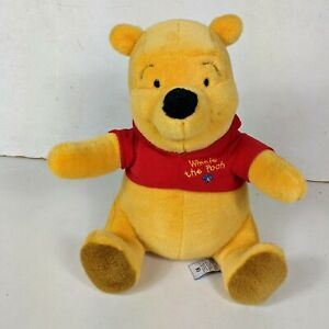 """Disney Winnie The Pooh Soft Teddy Bear Plush 13"""""""