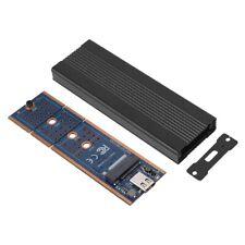 M.2 Festplatte Gehäuse USB3.1 Typ-c zu NVME SSD Externes Adaptergehäuse M-key A+