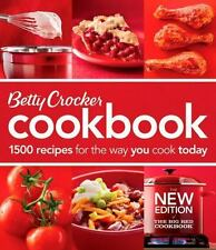 Betty Crocker Cookbook: 1500 Recipes for the Way You Cook Today by Betty Crocke