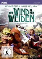 DER WIND IN DEN WEIDEN-STAFFEL 5 - WIND IN DEN WEIDEN,DER  2 DVD NEU