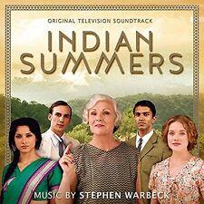 OST-ORIGINAL SOUNDTRACK TV - INDIAN SUMMER  CD NEU WARBECK,STEPHEN