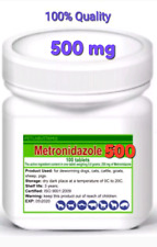 Metronidazole_40_tablets_500mg_Flagyl_Antiprotozoal_Antibiotic_Dog_Cat