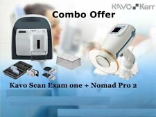 Combo Offer KaVo Scan eXam One + NOMAD Pro2 Handheld Portable X-Ray..