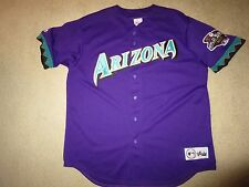 Arizona Diamondbacks D-Backs 2001 MLB World Series Majestic Jersey XL