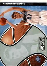 2004-05 Topps Luxury Box Basketball Card Pick