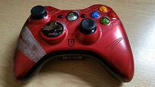 Oficial Controlador inalámbrico de Xbox 360-Tomb Raider Edición Limitada-Excelente