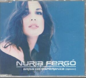 Nuria Fergó Brisa de Esperanza (REMIX) Cd single 2002