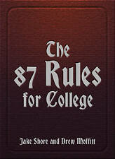 The 87 Rules for College by Jake Shore | Paperback Book | 9781937559571 | NEW