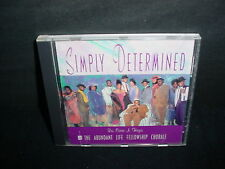 Simply Determined Oscar A Hayes Music CD