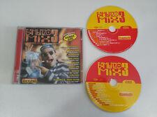 BOMBAZO MIX 3 - 2 X CD MAX MUSIC 1997 MIXED BY MIKE PLATINAS MEGAMIX MAX MIX