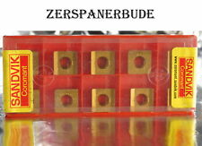 10 Wendeplatten N331.1A-115008H-WM GC-A P25  SANDVIK ovp