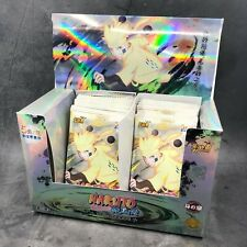 NEW OFFICIAL NARUTO Trading Card Game TCG CCG Shippuden Booster packs USA seller