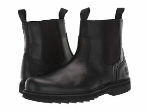 Man's Boots Timberland Squall Canyon Waterproof Side Zip Chelsea