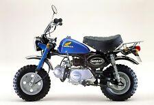 Honda Z50 Mini Bike Poster  Awesome Large Vinyl  Monkey Bike   Man Cave Item