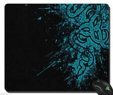 Razer Goliathus Gaming Mouse Soft Mat Pad SPEED Edition Black & Blue Size:Medium