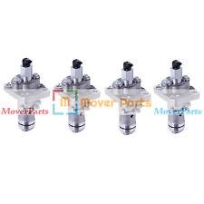 4X Fuel Injection Pump 104138-1022 8-97314895-2 For Isuzu 4LE1 4LE2 Hitachi ZX55