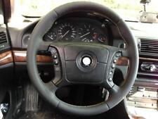 Lenkrad BMW 5er E39 3er E46 7er E38 Lederlenkrad Beziehen Daumen Dicker Tausch