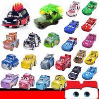 Disney Pixar  Diecast Cars 1-2 Métal Miniature McQueen Jouet Voiture Pour enfant