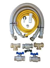 28mm (1 inch)  Full Bore Water Softener Installation Kit
