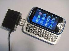 GOOD! LG Extravert 2 II VN280 Camera QWERTY Video CDMA Slider VERIZON Cell Phone