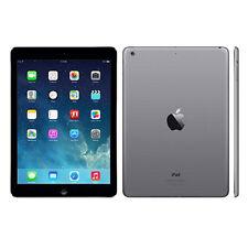 Refurbished APPLE iPAD AIR 16GB 9.7in Wi-Fi TABLET Grade A Black/Gray MD785LL/A