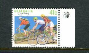 1989 Sport Series 41c Cycling - 1 Koala Reprint (Right)