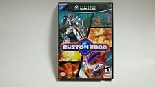 Custom Robo (Nintendo GameCube game) - includes box and cover art