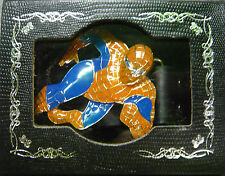 MARVEL'S SPIDER MAN BELT REMOVEABLE BUCKLE NEW & BOXED