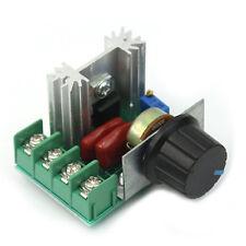 Adjustable Voltage Regulator Controller PWM AC Motor Speed Control 220V 2000W