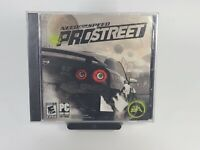 Need for Speed - ProStreet 2010 PC DVD-ROM Video Game by EA New in Plastic