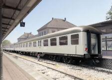Modellbahnen der Spur H0 -/Vintage (J (DB) Personenwagen-Silberling N) ohne