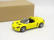 Schuco SB 1/43 - Opel Speedster Jaune