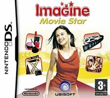 * Nintendo DS & DSi GAME * IMAGINE MOVIE STAR * NEW