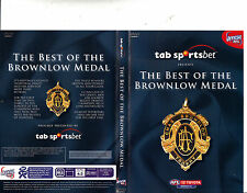 The Best of The Brownlow Medal-AFL-Australia Football-DVD