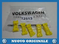 5 Pieces x-Shaped Left Moldings Clip Original AUDI A8 94