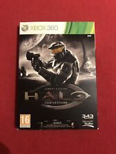 Halo Combat Evolved Anniversary Xbox 360 Game