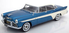 1956 Desoto Firedom 4-Door Seville Blue by BoS Models LE of 1000 1/18 Scale New!