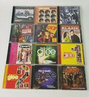 Movie Soundtracks (7) & Glee TV Series Soundtracks (5) Lot of 12 CDS Rock, Pop